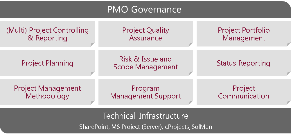 pmo governence